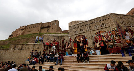 Iraq's Kurds restore ancient sites, envision a tourist-friendly future