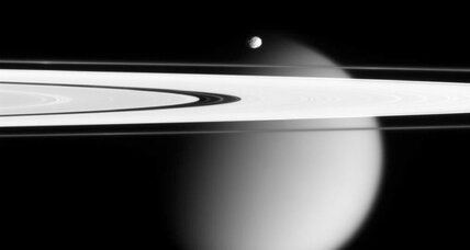 The final chapter: Cassini probe completes first daring dive between Saturn and its rings