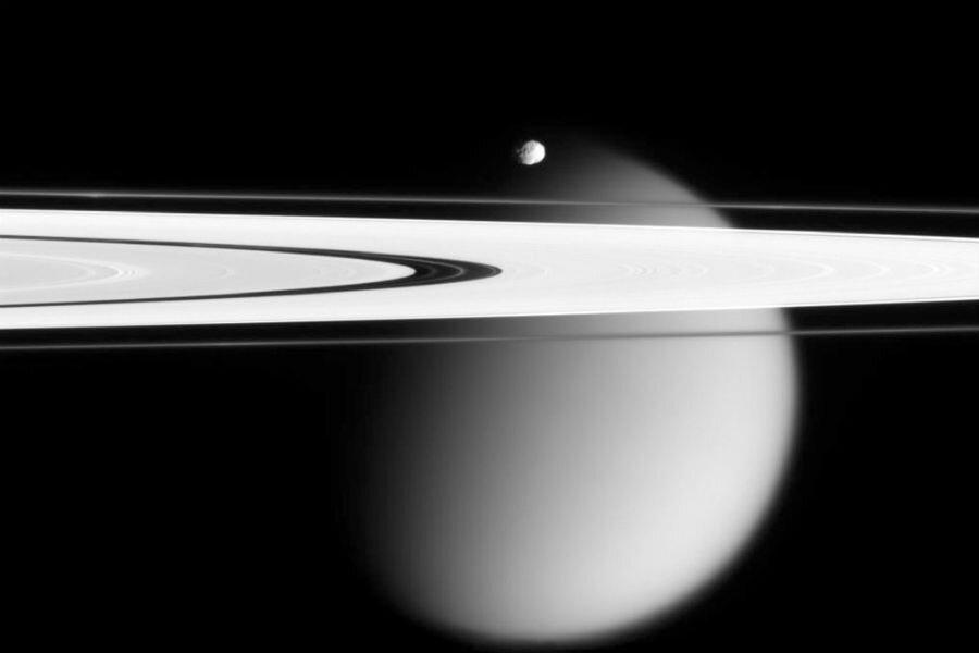 Rings Of Saturn Tank Top