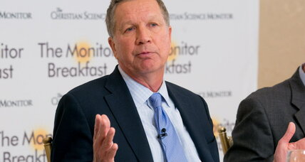 John Kasich raises 'taking out' top North Korean leaders