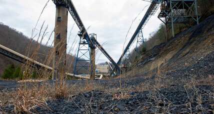 Appalachia's new trail: finding life after coal