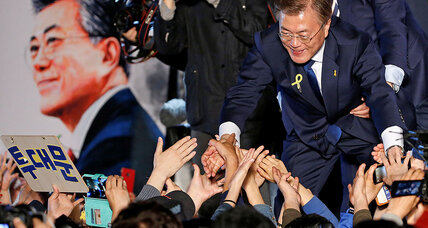 Moon election could mean 'sunshine' toward Pyongyang – but a cloudier outlook for DC