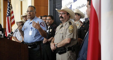 Why Texas ban on 'sanctuary cities' divides local law enforcement