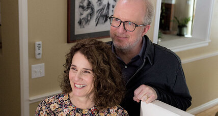 In 'The Lovers,' Debra Winger's intensity is too much for goofy grab bag of a movie