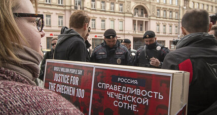 Chechnya's anti-gay pogrom: Too much even for the Kremlin?