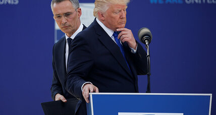 Trump at NATO: How Manchester delayed alliance's reckoning with Russia