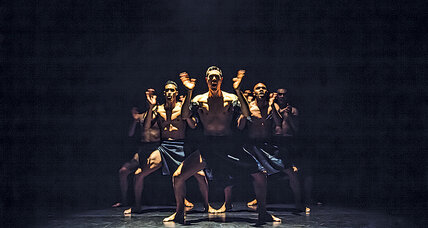 Literature, dance, art explore masculinity