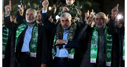 Hamas will remove a call for the destruction of Israel