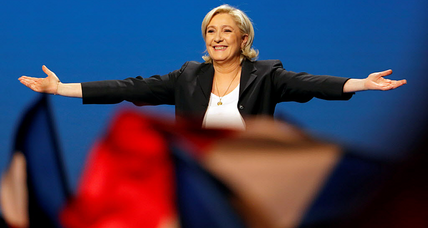 Marine Le Pen: When is plagiarism just a 'nod-and-a-wink'? (+video)