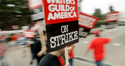 Tentative deal reached to avoid writers' strike in Hollywood