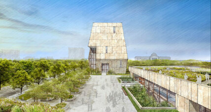 Obama unveils ambitious plans for an unusual new presidential library in Chicago