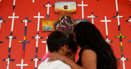 Why migrants, en route to the United States, are pausing in Mexico