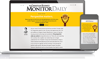 the Monitor Daily