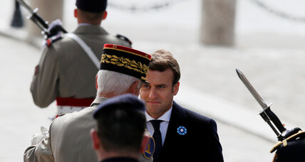 France's new president: a mender of trust in Europe