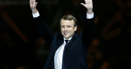 French election makes Macron one of the youngest world leaders