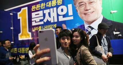 South Korea's vote for a new business culture