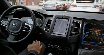 What's keeping driverless cars off the road? Human drivers bending the rules