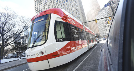 Detroit charts a public-private path to its future, with streetcars