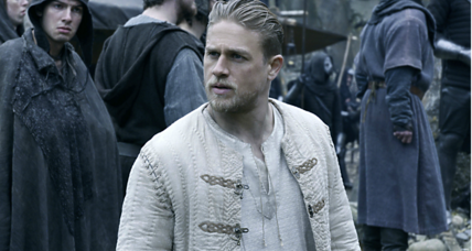 'King Arthur: Legend of the Sword' lands with a thud