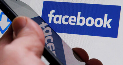 Facebook hit by fine from French data protection watchdog