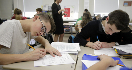 Could a different kind of transcript revitalize high-school learning?
