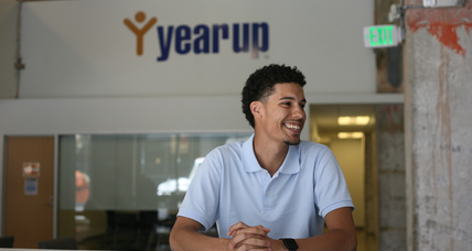 Year Up matches urban youth to a hungry job market