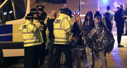 Islamic State group claims Manchester bombing at Ariana Grande concert