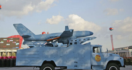 South Korea fires warning shots at likely North Korean drone