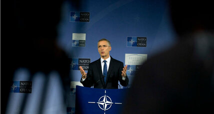 NATO hopes to impress Trump with new headquarters and defense policies