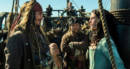 With low expectations, 'Pirates of the Caribbean: Dead Men Tell No Tales' is amusing