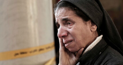 Militants attack bus of Coptic Christians in Egypt