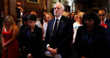 Campaigning resumes in Britain after Manchester attack