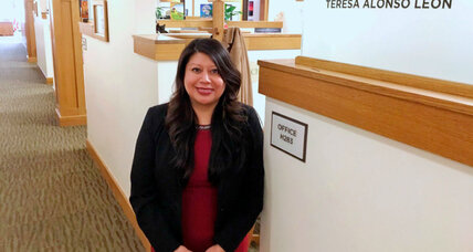 Oregon's first immigrant Latina state rep advocates for diversity and tolerance