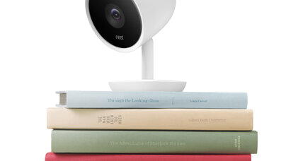 Nest Cam IQ: a security camera that recognizes you