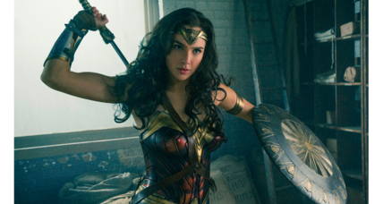Why female comic book fans are cheering for 'Wonder Woman'