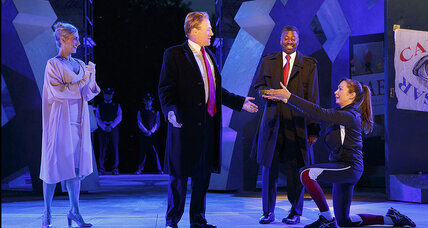 Shakespeare in the Park: When all the world's a stage for outrage