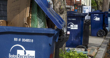 Boston's bid for zero waste: when less really is more