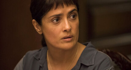 When sparks fly in 'Beatriz at Dinner,' it's entertaining but not surprising