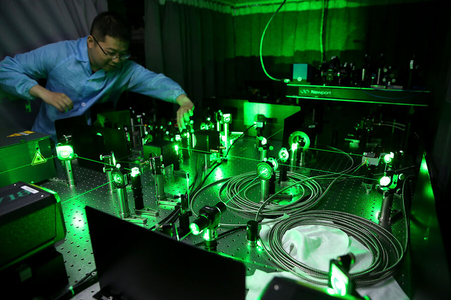 Unbreakable: China doubles down on quantum internet