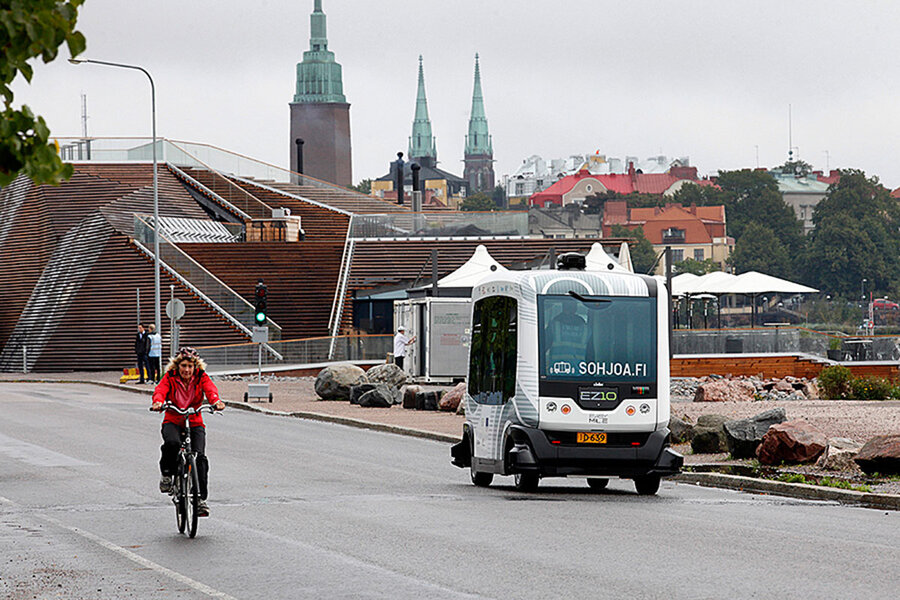 An offer Finns can\'t refuse? Helsinki woos car owners to give up ...