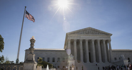 Travel ban, playground case bring a big finish to sleepy Supreme Court term