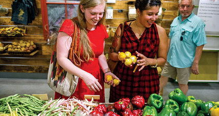 Local food popularity grows further – but what's 'local'?
