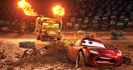 'Cars 3' is reasonably diverting but somewhat sluggish