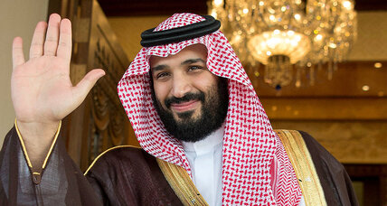 Saudi youth move? Why crown prince may struggle to win over young subjects.