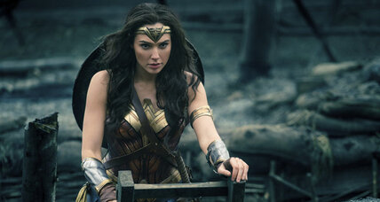 'Wonder Woman' has a frisky, friendly spirit