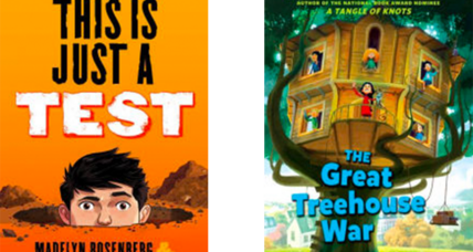 Three delightful summer reads for 8-to-12-year-old readers