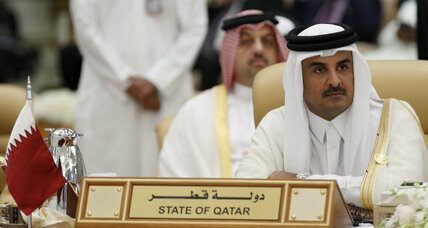 Arab nations cut ties to Qatar as unrest in the region grows