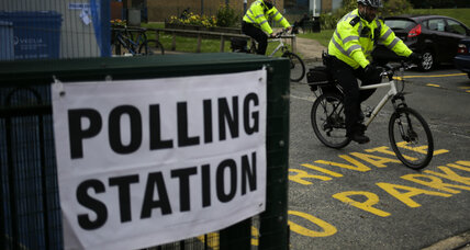 Polls open in UK election, as security takes precedence over Brexit