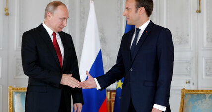 G7 nations should increase coordination, Macron a 'worthy partner' for Merkel on Russian affairs, Netanyahu must listen to moderates on both sides,...