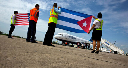 US corporations and young Cuban-Americans vie to maintain détente with Cuba